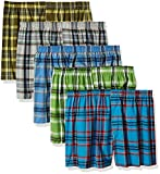 Fruit of The Loom Men's Woven Boxer