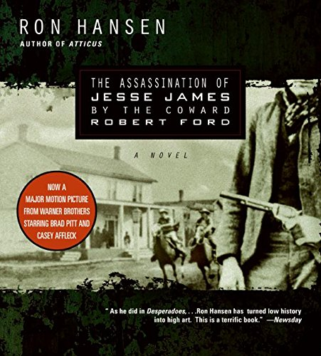 The Assassination of Jesse James by the Coward Robert Ford CD ...