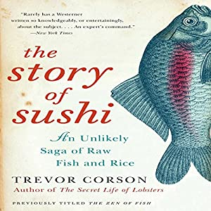 The Story of Sushi Audiobook
