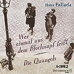 Wer einmal aus dem Blechnapf frißt / Die Quangels | Hans Fallada