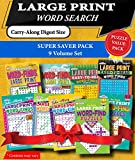 KAPPA Super Saver LARGE PRINT Word Search Puzzle
