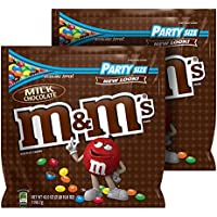 2-Pk. M&M'S Milk Chocolate Candy Party Size 42-Oz. Bag