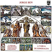 Jorge Ben, LP A Tábua De Esmeralda - Série Clássicos Em Vinil [LP]