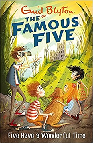 Buy Five Have a Wonderful Time: 11 (The Famous Five Series) Book ...