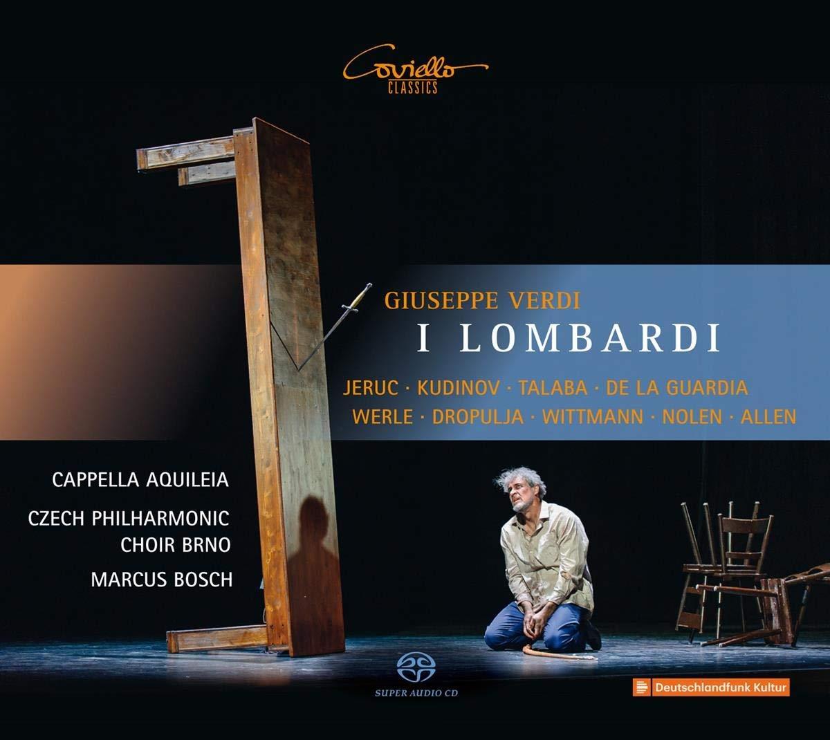 SACD : VARIOUS - I Lombardi (Hybrid SACD, 2 Pack)