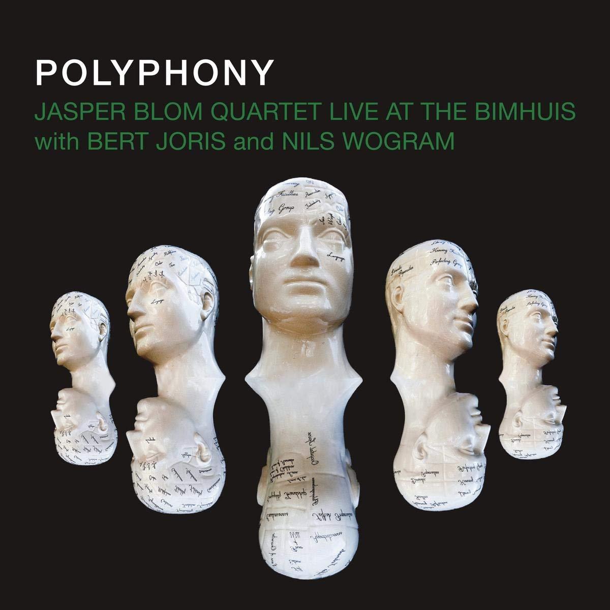 Vinilo : Jasper Blom Quartet - Polyphony (LP Vinyl)