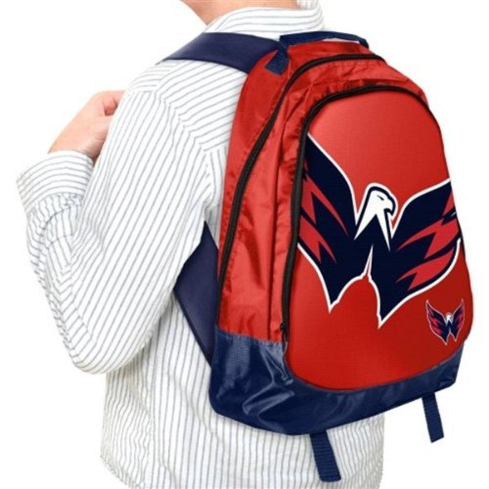 NHL HOCKEY 2013チームロゴCore Structu赤バックパック – Pickチーム レッド