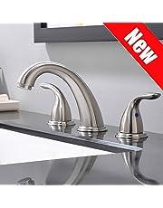 Bathroom Sink Faucets Amazon Com Kitchen Amp Bath