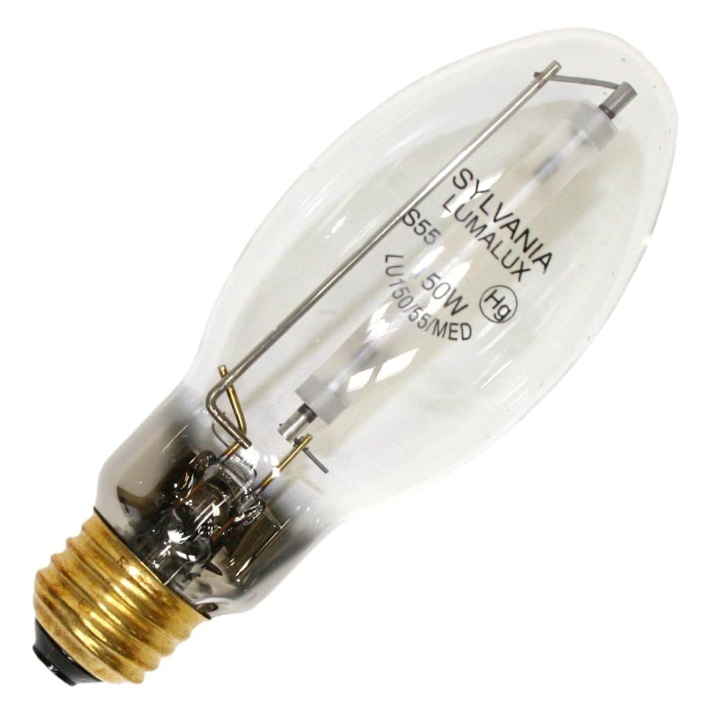 = SYLVANIA High Pressure Sodium Lamp Bulb 150w HID ANSI Ballast E17 Clear NEW