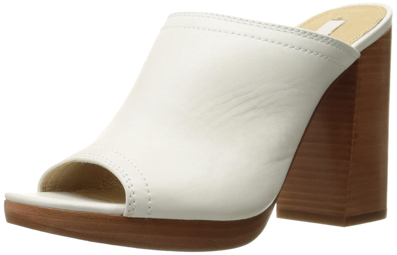 FRYE Women's Karissa Mule B014IBVREY 9.5 B(M) US White-70140