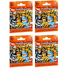 LEGO Series 15 Minifigures Random Pack of 4 (71011)