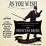 As You Wish: Inconceivable Tales from the Making of The Princess Bride | Cary Elwes,Joe Layden,Rob Reiner (foreword)