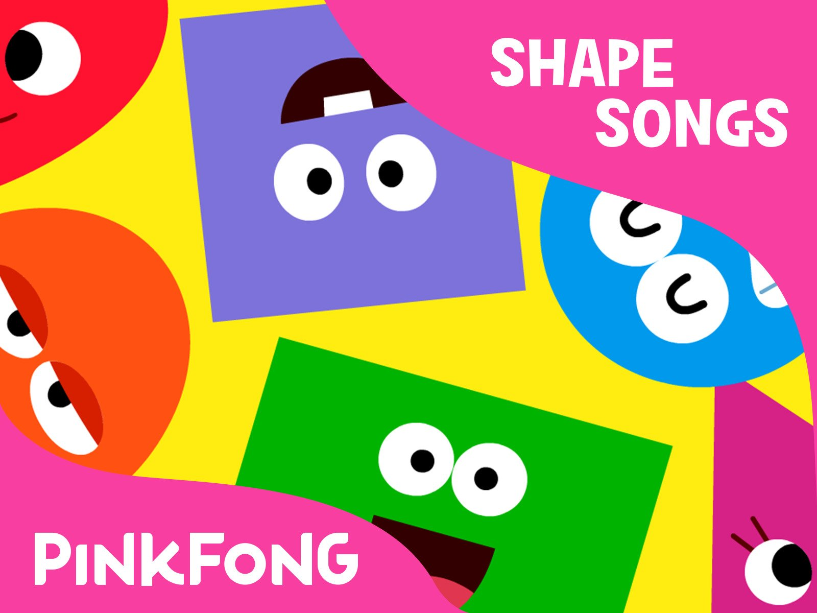 Shape Songs: Pinkfong: Amazon Digital Services LLC