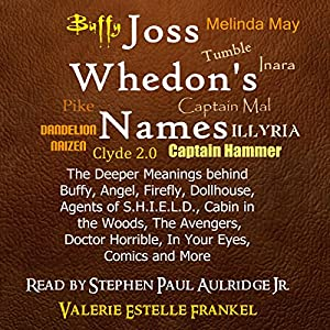 Joss Whedon's Names Audiobook