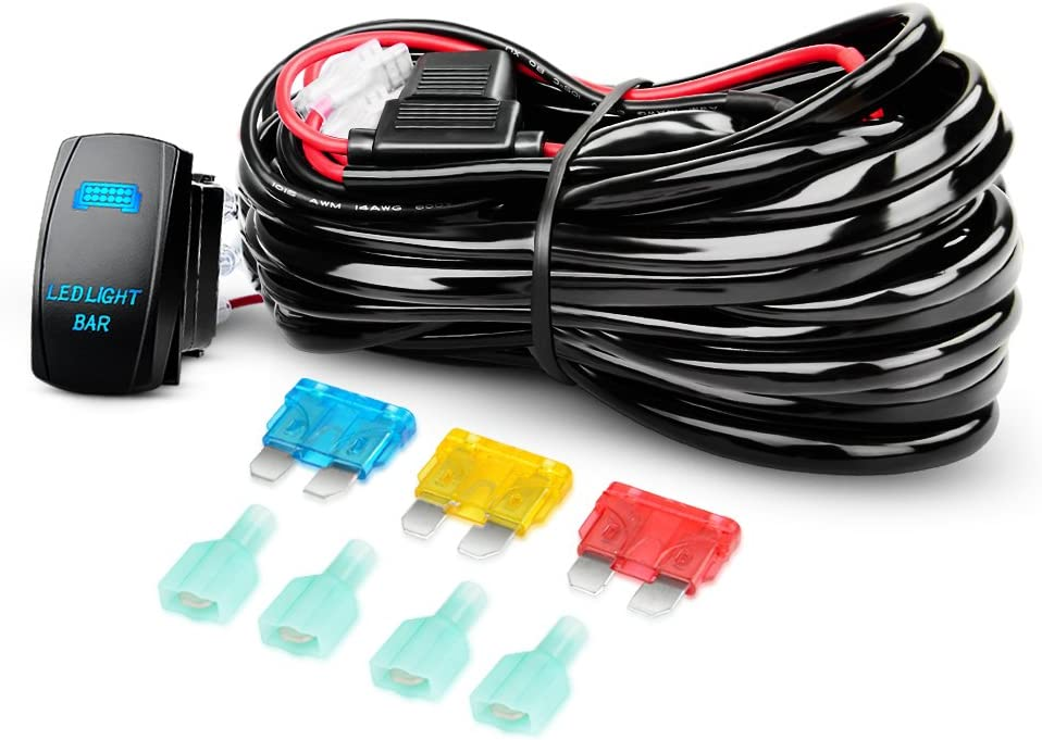 61+mCFnSUTL._AC._SR360460 amazon com wiring harnesses electrical automotive