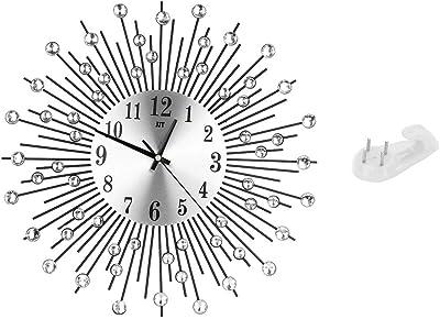 Amazon Com Metal Art Studio Retro Kitchen Clocks Mcm