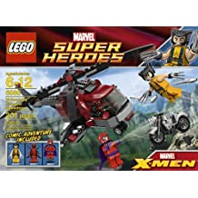 LEGO Super Heroes Wolverine's[TM] Chopper Showdown