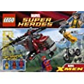 LEGO Wolverine Chopper Showdown 6866 (Discontinued by…