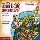 Der Fluch des Pharao (Die Zeitdetektive 36) Hörbuch von Fabian Lenk Gesprochen von: Bernd Stephan