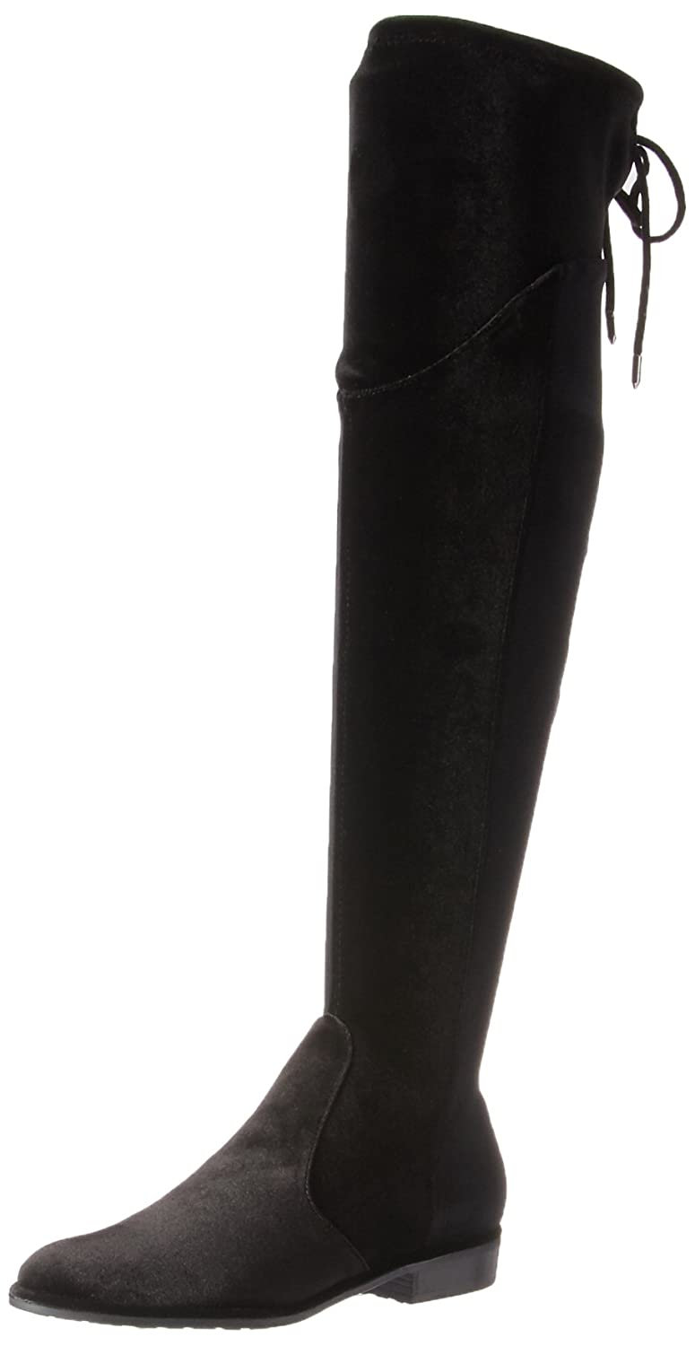 Marc Fisher Women's Hulie Over The Knee Boot B0721CRDMH 6.5 B(M) US|Black 973