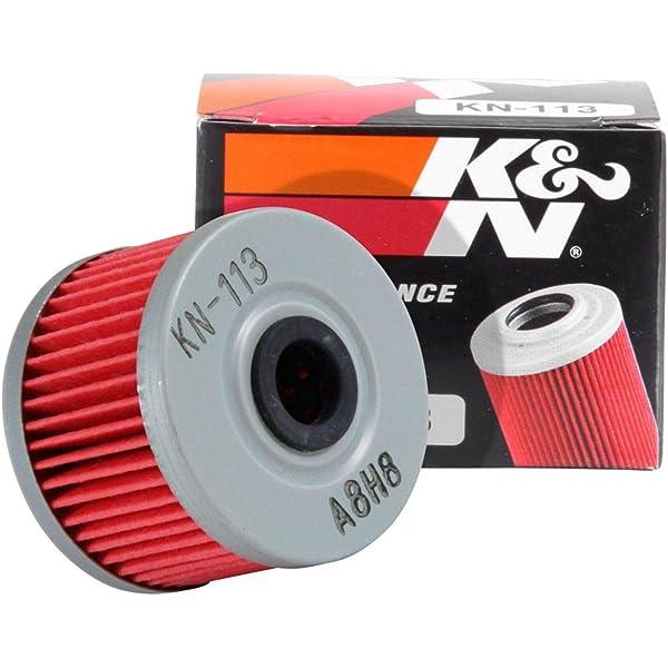 K/&N Oil Filter Kawasaki GPX600R 1988-2000 KN401