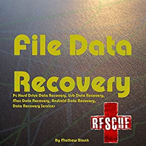 File Data Recovery Audiobook