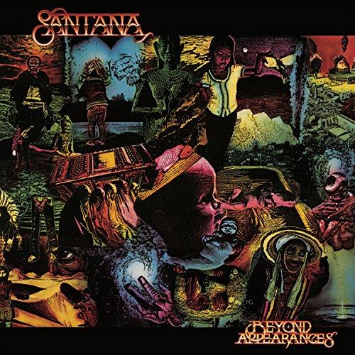 CD : Santana - Beyond Appearances (CD)