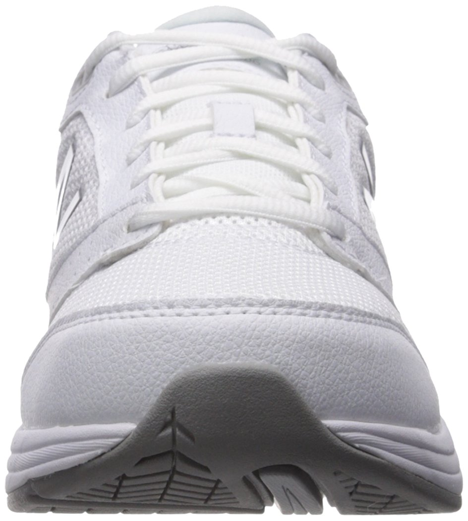 New Balance Women's Womens 928v3 Walking Shoe Walking Shoe B01NCA9Y4Y 6.5 D US|White/White