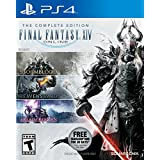 Square Enix Final Fantasy Xiv 4.0 Online Complete PlayStation 4
