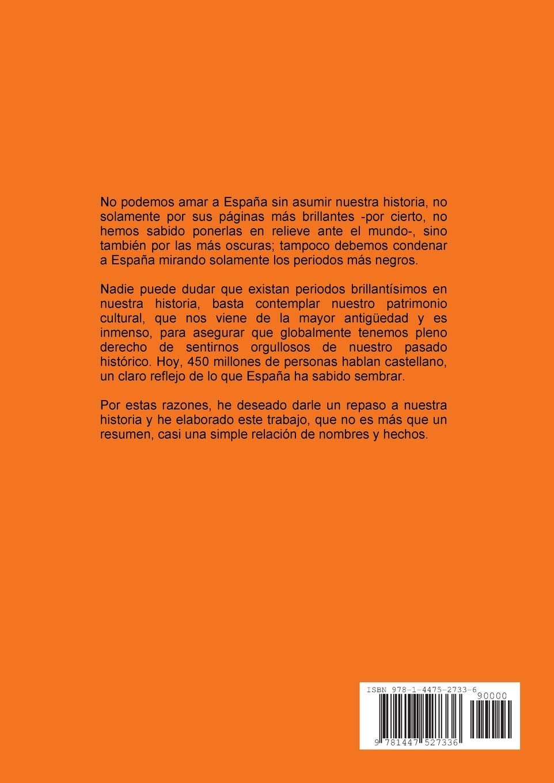 Apuntes de historia de España para los amigos: Amazon.es: du Souich, Felipe: Libros