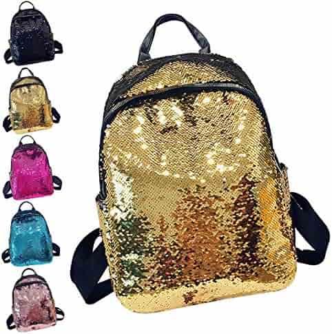 d606d14e4dae Shopping Golds or Beige - Plastic - Casual Daypacks - Backpacks ...