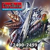 Perry Rhodan: Sammelband 10 (Perry Rhodan 2490-2499) | Wim Vandemaan, Christian Montillon, Uwe Anton, Leo Lukas, Arndt Ellmer, Horst Hoffmann