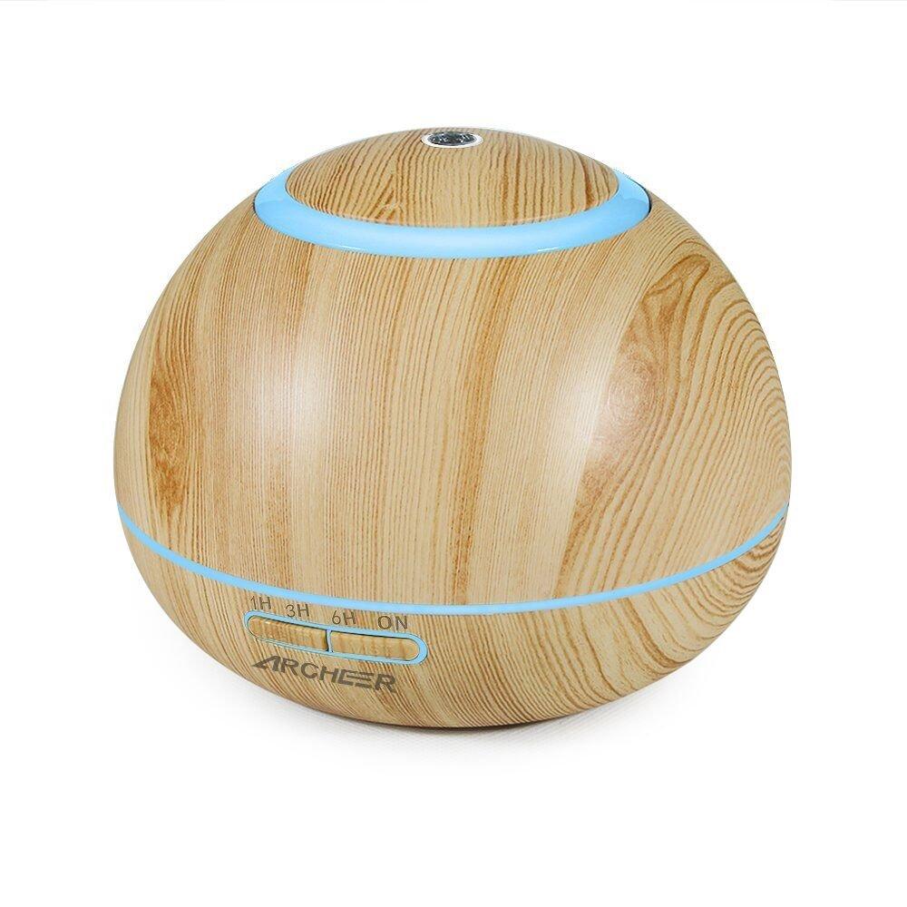 Amazon.com : Ultrasonic Humidifier Aroma Essential Oil