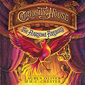 Curiosity House: The Fearsome Firebird Audiobook