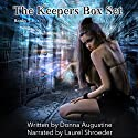 The Keepers Box Set: Alchemy Series, Books 1-4 Audiobook by Donna Augustine Narrated by Laurel Schroeder