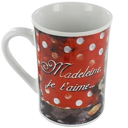 vintage coffee mug French