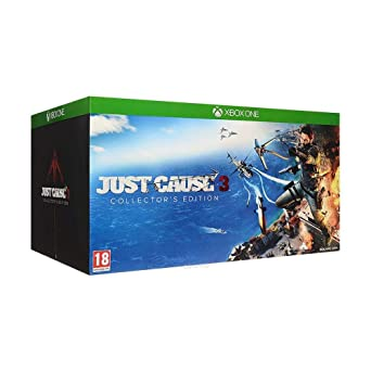 Just cause 3 xbox one amazon