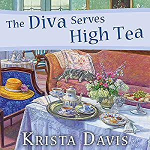 The Diva Serves High Tea Audiobook