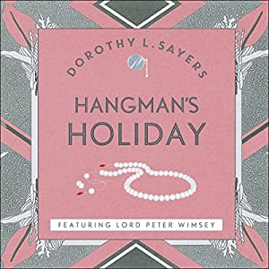 Hangman's Holiday Audiobook