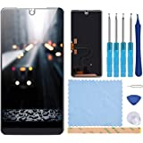 XR MARKET Compatible Essential Phone PH-1 Screen Replacement, LCD Display Touch Screen Digitizer Assembly 5.7'' with Tools, S