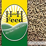 All Natural Premium Duck and Goose Feed Freshly