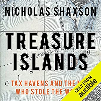 Shaxson islands nicholas pdf treasure