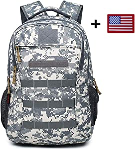 Outdoor Plus Camo Backpack with Usb Charging Port and… Giveaway