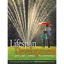 Lifespan Development, Third Canadian Edition with MyDevelopmentLab (3rd Edition)