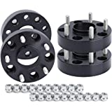 """KSP 5X5 Wheel Spacers Competible with J-e-e-p,1.5"""" Forged Hubcentric 1/2"""" x20 Stud Hub Bore 71.5mm for 1999-2010 Grand Cherok"""