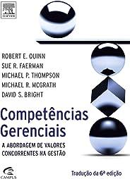 Competências gerenciais: a Abordagem de Valores Concorrentes na Gestão