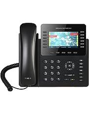 """Grandstream Networks GXP2170 Terminal con conexión por Cable 12líneas LCD - Teléfono IP (Terminal con conexión por Cable, LCD, 480 x 272 Pixeles, 10,9 cm (4.3""""), 12 líneas, Gigabit Ethernet)"""