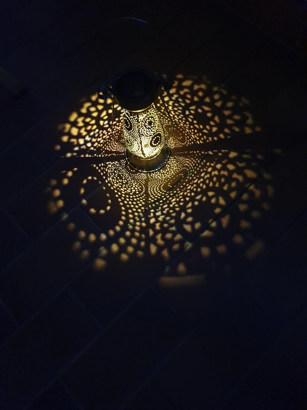 "LED Solarlaterne ""Görvitor"" photo review"