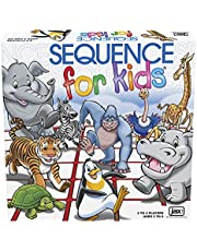 Pressman Sequence for Kids -- The 'No Reading Required' Strategy Game by Jax