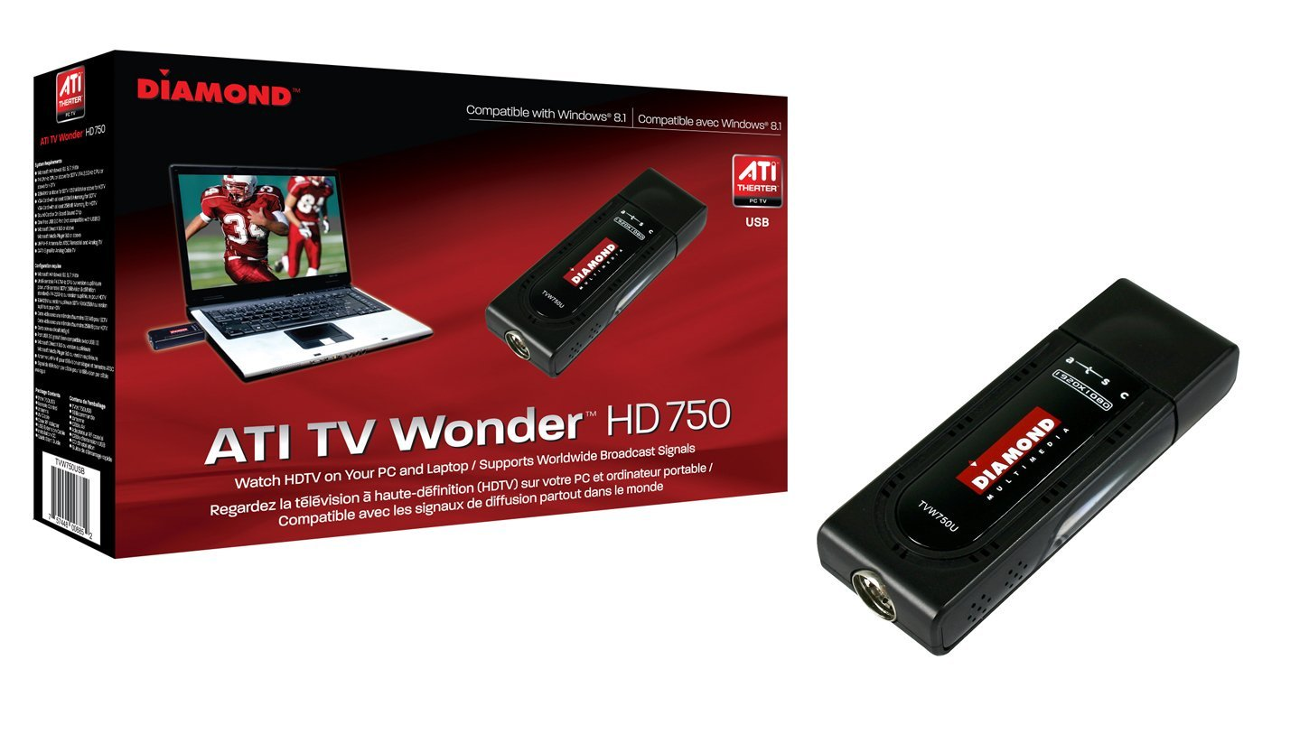 DIAMOND TVW750USB TV Tuner Drivers Download (2019)